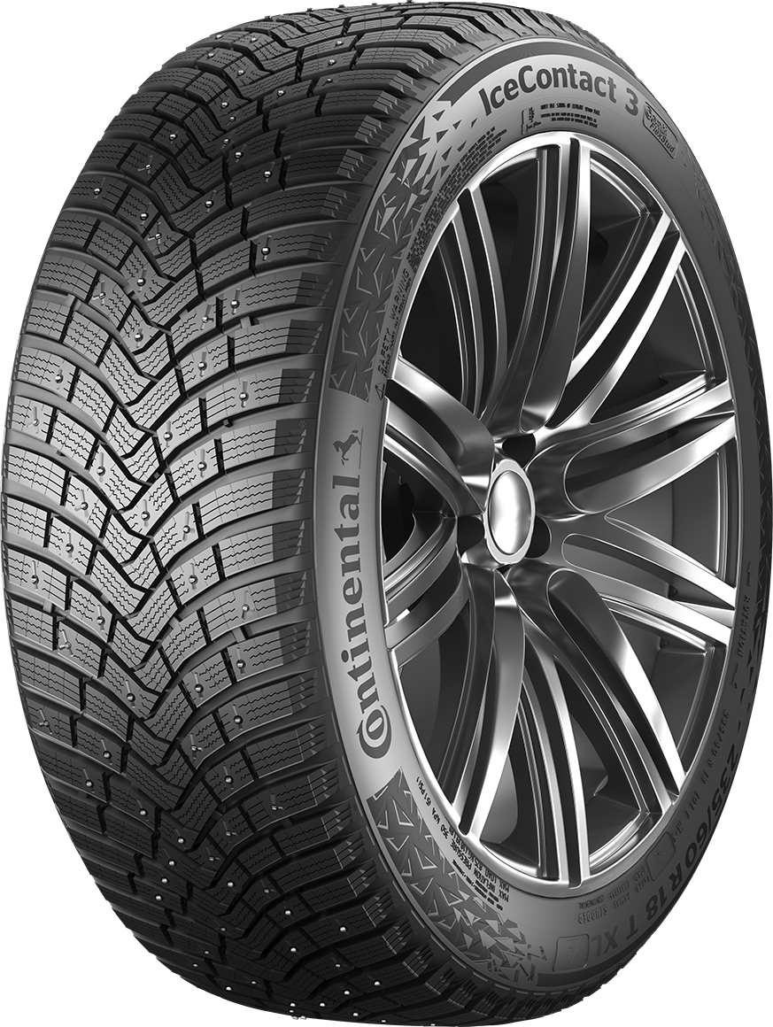 225/50R17 98T XL FR IceContact 3 TR